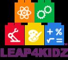 Leap4Kidz Logo
